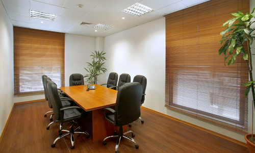 Suite-318 Meeting Room